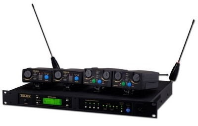 Telex RadioCom presents the BTR-80N Narrow Band Synthesized Dual-Channel Wireless Intercom System at InfoComm 2010 (Booth C6302)